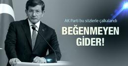 Davutoğlu destek bulamadı AK Parti'de MYK bombası!