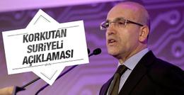 Mehmet Şimşek'ten çarpıcı ekonomi yorumu