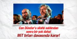 Mahkemeden Can Dündar ve Erdem Gül kararı!