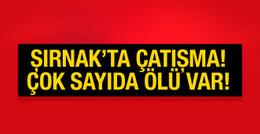 İdil'e sızmaya çalışan PKK'lılarla çatışma çıktı! Çok sayıda ölü var