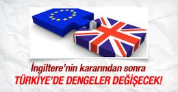 İngiltere'nin kararı Türkiye'yi nasıl etkileyecek?