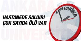 Ankara Üniversitesi hastanesinde kavga 4 ölü!