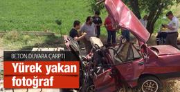 Afyon'da facia gibi trafik kazası!