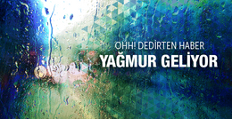 İstanbul hava durumu bugün sıcak ama pazartesi...