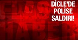 Dicle'de polise saldırı Diyarbakır'dan son haberler