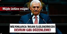 Başbakan Binali Yıldırım'dan flaş açıklamalar!