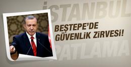 Erdoğan Beştepe'de güvenlik zirvesini topladı!