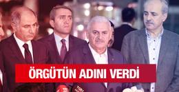 Binali Yıldırım Atatürk Havalimanı'nda örgütün adını verdi
