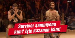 Survivor finali kim kazandı 2016 birincisi kim oldu?
