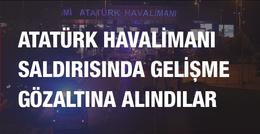 İstanbul'da flaş havalimanı saldırısı operasyonu!