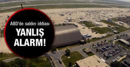 ABD'de havaalanına silahlı saldırı gerçek ortaya çıktı!