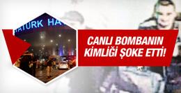 Havalimanı saldırganlarının kimlikleri tespit edildi