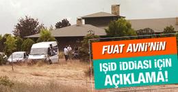 Başsavcılık'tan Fuat Avni'nin IŞİD iddiası için açıklama