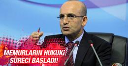 Mehmet Şimşek'ten flaş memur açıklaması!