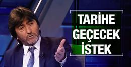 Rıdvan Dilmen Erdoğan'dan öyle bir şey istedi ki!