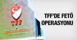TFF'den FETÖ operasyonu! 1 hakem gözaltında