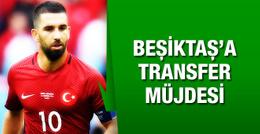 Arda Turan'dan Beşiktaş'a transfer müjdesi!