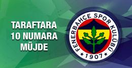 Fenerbahçe'ye 10 numara müjdesi