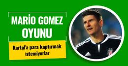 Fiorentina'dan Beşiktaş'a Mario Gomez Oyunu