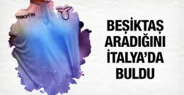Beşiktaş stoperini İtalya'da buldu
