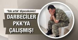 Darbe girişiminin generalleri PKK'ya çalışmış!