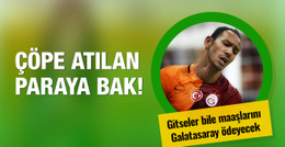3 futbolcunun Galatasaray'a faturası ağır oldu!
