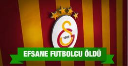 Galatasaraylı Bülent Eken hayatını kaybetti