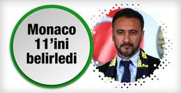 Vitor Pereira Monaco 11'ini belirledi
