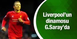 Galatasaray Lucas Leiva ile anlaştı
