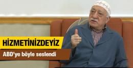 Fethullah Gülen: Batı'nın yanında yer aldık