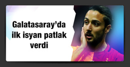 Tarık Çamdal Galatasaray'a resti çekti
