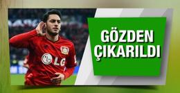 Hakan Çalhanoğlu satılığa çıkarıldı