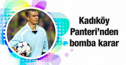 Kadıköy Panteri 38 yaşında futbolu bıraktı