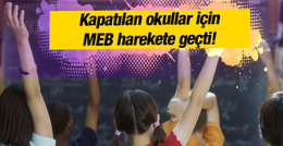Kapatılan FETÖ okulları için MEB'den yeni adım