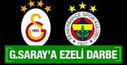 Galatasaray yerini Fenerbahçe'ye kaptırdı
