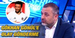 Mehmet Demirkol Gökhan Gönül'e gönderme yaptı