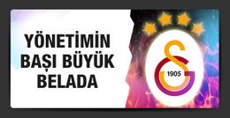 Galatasaray'da büyük kriz! Üçü de rest çekti