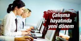Çalışma izni olan yabancılara 'turkuaz kart'