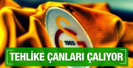 Galatasaray'da tehlike çanları çalıyor