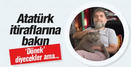 Ahmet Hakan'dan olay Atatürk itirafları fena dökülmüş!