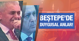 Erdoğan ve Başbakan Yıldırım'ı ağlatan anlar...