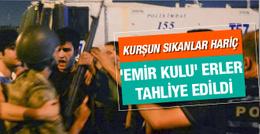 'Emir kulu' 750 er tahliye edildi
