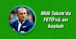 Fatih Terim'in ekibine FETÖ operasyonu