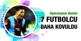 Trabzonspor'da 7 isim daha yolcu