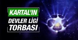 Beşiktaş kaçıncı torbadan kuraya girecek?
