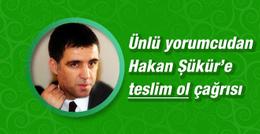 Adnan Aybaba'dan Hakan Şükür'e teslim ol çağrısı