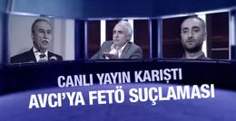Hanefi Avcı'ya şok FETÖ suçlaması!