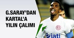 Galatasaray Samuel Eto'o'yu bitiriyor!
