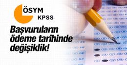 2016 KPSS başvuruları bugün sona eriyor!