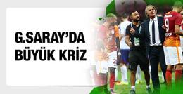 Galatasaray'da büyük kriz! Florya'da OHAL!
